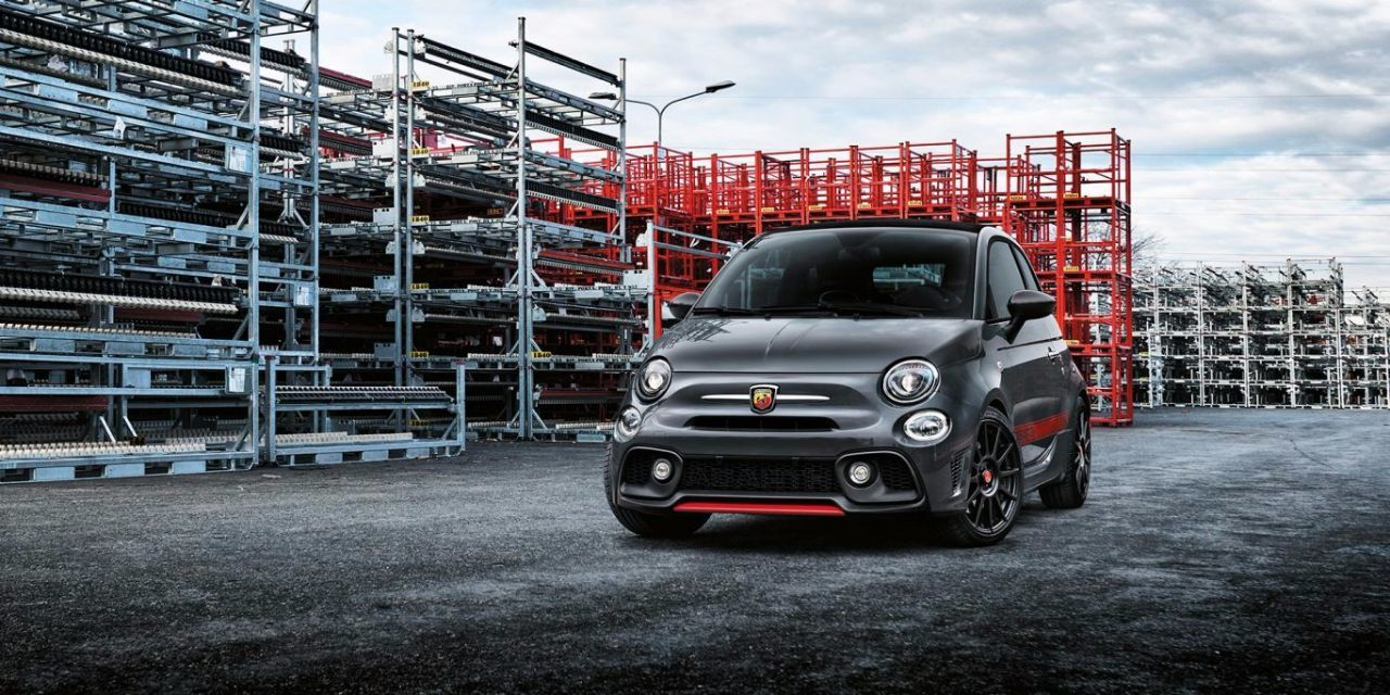 new abarth 695 xsr in weston super mare somerset huttons ltd. Black Bedroom Furniture Sets. Home Design Ideas