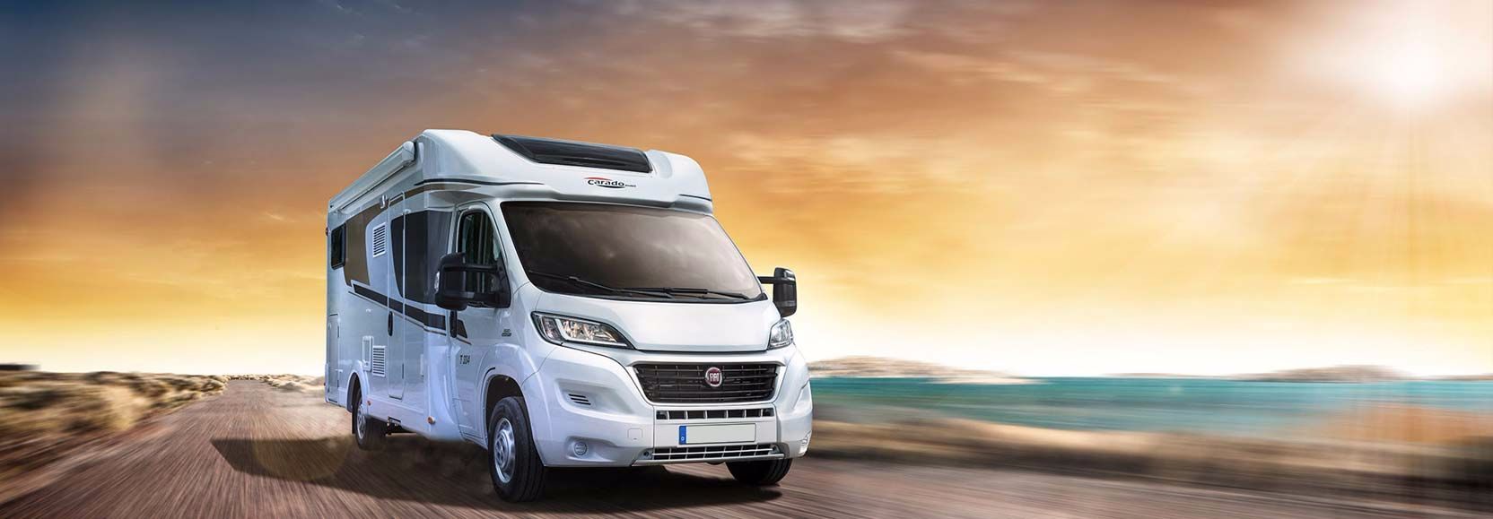 Motorhomes at Huttons Ltd
