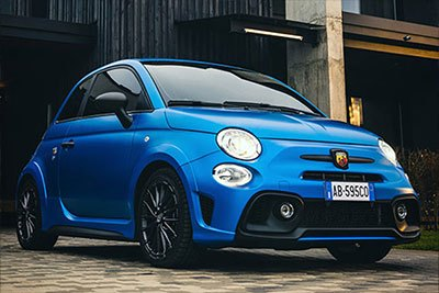 Abarth 595 Competizione - Dampers By Koni