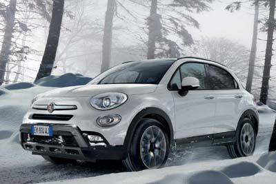 Fiat 500x - Ergonomic Engine Solutions