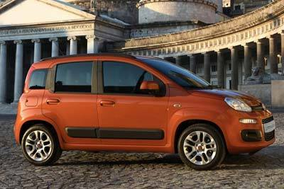 Fiat Panda - Fun And Flirty Design
