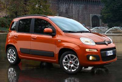 Fiat Panda - Complete Visibility