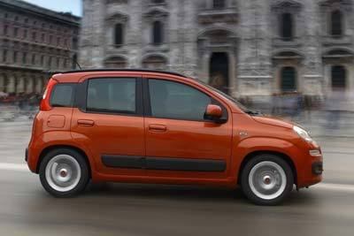 Fiat Panda - Safety And Security