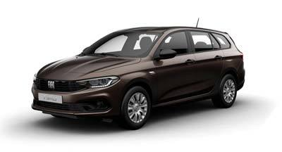Fiat Tipo - Available In Magnetic Bronze