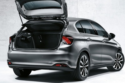 Fiat Tipo - Practicality Throughout